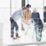 Beeld De 5 volwassenheidsniveaus van Agile werken