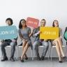 Beeld Er is geen krapte op de arbeidsmarkt