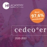 Beeld Cedeo-erkenning: Hoog rapportcijfer voor HR Academy