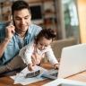 Beeld Tijdelijk coronaverlof? Dit doen werkgevers voor werkende ouders