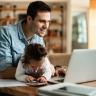 Beeld Ouderschapsverlof wordt deels betaald