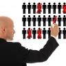 Beeld De helft van de grote bedrijven treft maatregelen voor aanpassing van de personeelsomvang