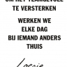 Beeld Initiatiefwet D66 en Groenlinks: thuiswerken een recht