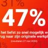 Beeld 47% wil het liefst zo snel mogelijk weer terug naar zijn originele werkplek