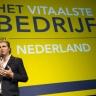Beeld Pieter van den Hoogenband op zoek naar Vitaalste Bedrijf van Nederland