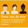 Beeld Nederlandse werknemers graag aan de slag als freelancer of zzp'er