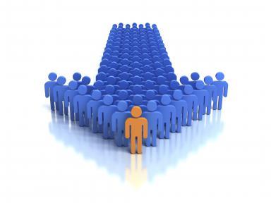Beeld Mix dienend en transformerend leiderschap werkt het best