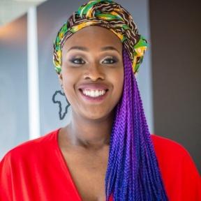 Beeld Vivian Acquah: 'Je mist kansen als je managementlaag niet divers genoeg is'