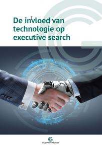 Beeld De invloed van technologie op executive search
