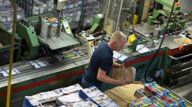 Beeld Implementatie UNIT4 Personeel & Salaris bij drukkerij Roto Smeets verrassend soepel