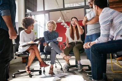 Beeld Groei in agile werken leidt tot het anders organiseren van de input van medewerkers