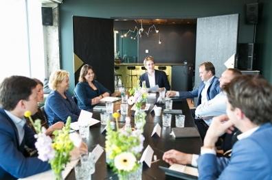 Beeld Employee experience: Structureel fluitend naar het werk