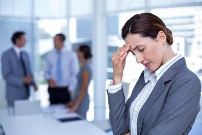 Beeld  Psychische aandoeningen meest gemelde beroepsziekte