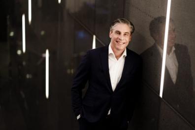 Beeld Bob van Ierland, PostNL: 'We willen meer instroom van mensen vanuit de business naar HR'