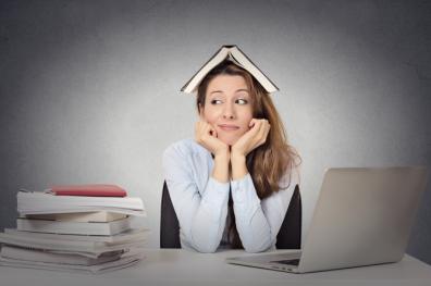 Beeld Thuiswerken om collega's te ontwijken?