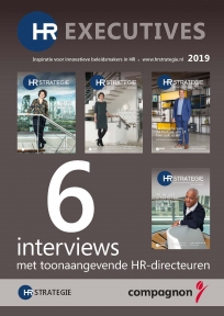 Beeld HR Executives - interviews met toonaangevende HR-directeuren