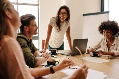 Beeld Ruim helft young professionals verandert binnen 2 jaar van baan vanwege onvrede doorgroeimogelijkheden