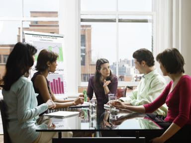 Beeld 'Flexibele arbeid binnen tien jaar de norm'