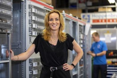 Beeld Ellen Vermeer (Hoppenbrouwers): 'Data verzamelen, dat is geen HR. Het gaat erom: wat dóé je ermee?'