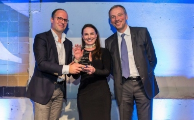 Beeld L'Oreal wint Employee Engagement Award onder meer voor digital upskilling
