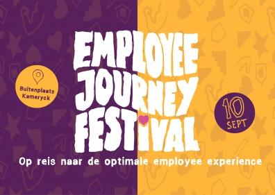 Beeld Employee Journey Festival: creëer een inspirerende employee experience!