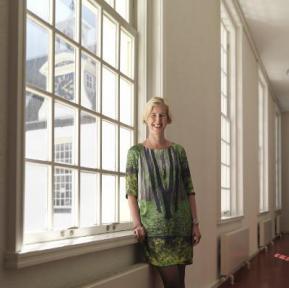 Beeld Ettie Jaspers (UvA/HvA): 'HR moet hier jong van geest zijn'