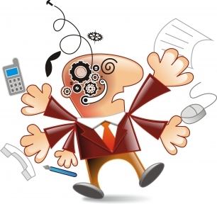 Beeld Collega's en telefoon: grootste stoorzenders op de werkvloer
