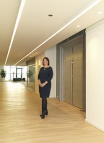 Beeld Gerda Quak, VWS: 'Samen een strategie omarmen'