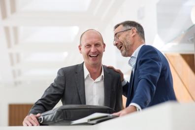 Beeld Facilicom Group benoemt 50 'Happy Officers' om werkgeluk op de vloer te vergroten
