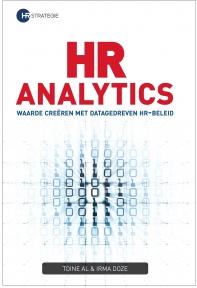Beeld Nieuwe editie: HR Analytics – Waarde creëren met datagedreven HR-beleid