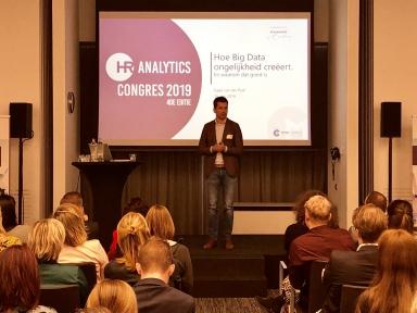 Beeld Terugblik HR Analytics Congres 2019: Voorspellende algoritmes voor HR