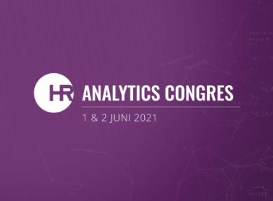 Beeld Nationaal HR Analytics Congres 2021: Succesvolle HR-interventies dankzij data
