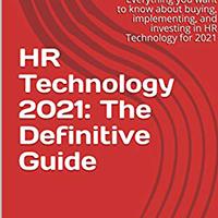 Beeld De 2021 voorspellingen voor HR Tech