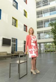Beeld Katja van den Berge, directeur Expertisecentrum O&P: 'Hier hebben we het Rijk wel een stukje beter gemaakt'