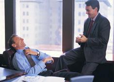 Beeld Expressief communicerende leidinggevenden zijn succesvoller