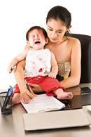 Beeld Gezocht: parttime moeder