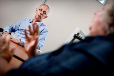 Beeld HR bij Sanquin: 'De organisatie van nieuw bloed voorzien'