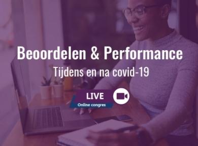 Beeld Online congres: Beoordelen & Performance tijdens en na covid-19