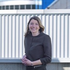 Beeld Petra van der Vlist, manager P&O Hoogvliet: 'Anderen kunnen een voorbeeld nemen aan onze efficiëntie'