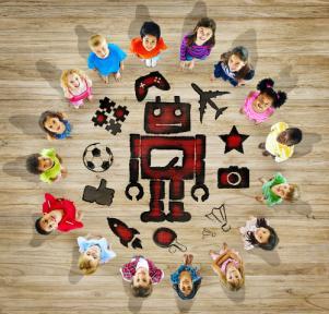 Beeld Vooral 'mannenberoepen' bedreigd door robots