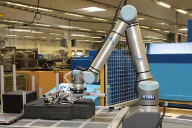 Beeld Voorstel EP: Werkgevers moeten sociale bijdrage voor hun robots betalen
