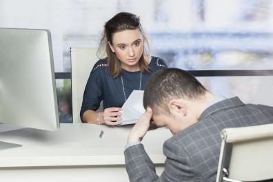 Beeld 'Preventie pesten op het werk schiet tekort'