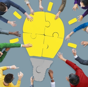 Beeld 12 Uitgangspunten voor innovatieve teams & organisaties