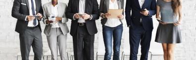 Beeld Een op de acht gevoelsmatig gediscrimineerd tijdens sollicitatie