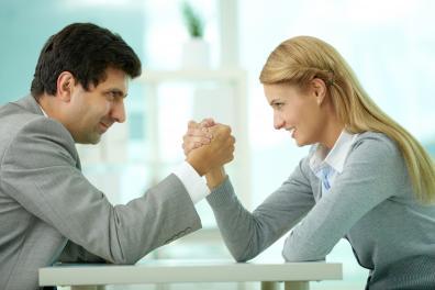 Beeld Vooral mannen kiezen ervoor na arbeidsconflict te vertrekken