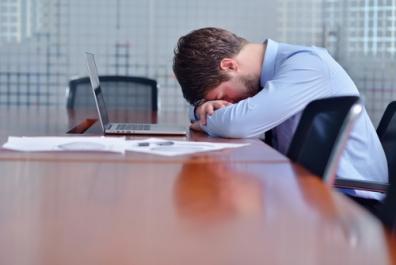 Beeld Niet duidelijk wie verantwoordelijk is voor signaleren van en praten over stress