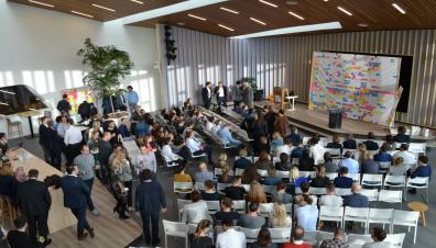 Beeld VGZ verandert in zelforganisatie: in gesprek met 200 medewerkers