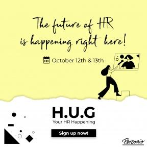 Beeld Woon ook het meest interactieve HR-event van Europa bij