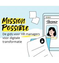 Beeld Mission Possible: de gids voor HR-managers voor digitale transformatie