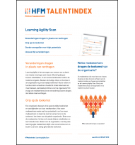 Beeld HFM Talentindex Learning Agility Scan